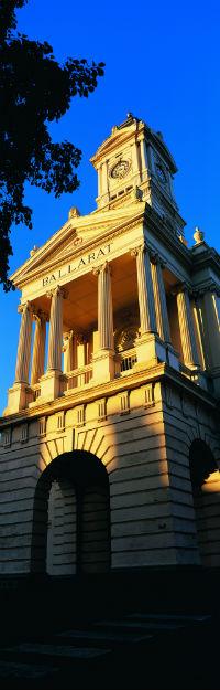 Ballarat's heritage-listed railway station