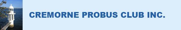 Cremorne Probus Club Inc.
